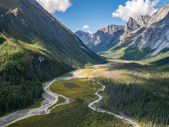 Nahani, savršenstvo prirode koju čuvaju divlji ljudi i šumski duhovi