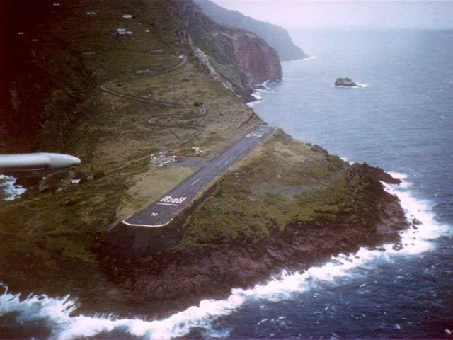 Najstrašniji aerodromi na svetu