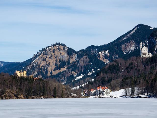 Nojšvanštajn, najlepši zamak na svetu