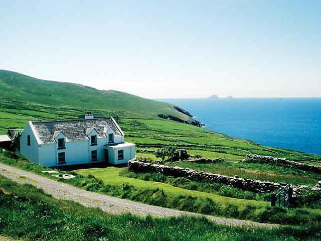Okrug Keri, irski raj