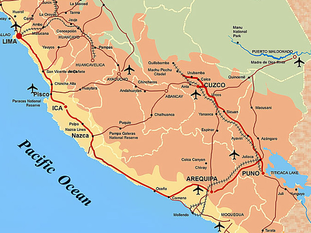 Parakas, nešto drugačiji nacionalni park