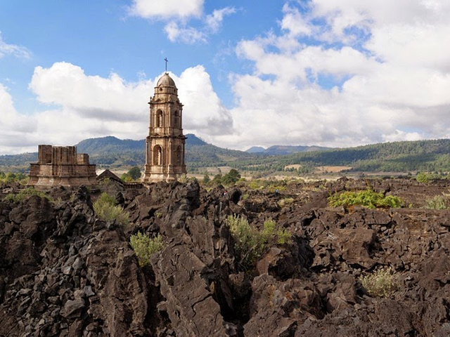 Parikutin, najmlađi vulkan na svetu