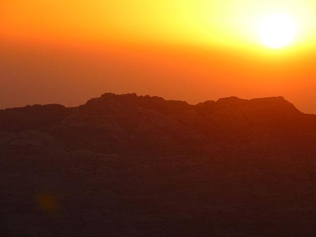 Petra, grad u crvenoj steni