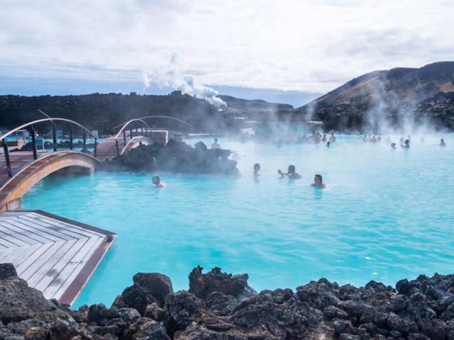 Plava Laguna, banja na islandski način