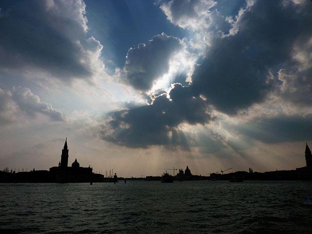 Romantična Venecija, prelepi grad koji pluta na vodi