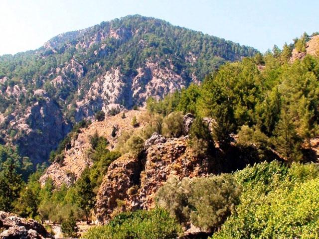 Samarija, skrivena lepota Krita