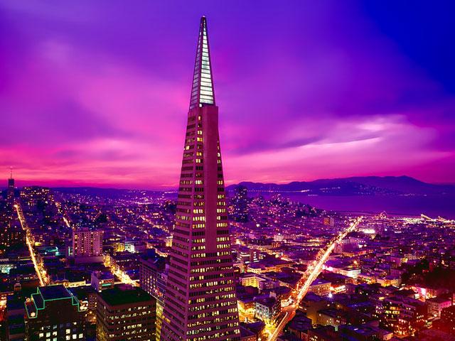 San Francisko, svet u malom