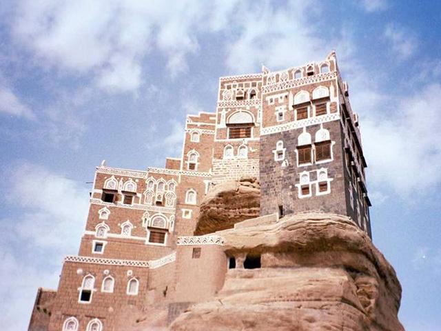Sana, život u muzeju arhitekture