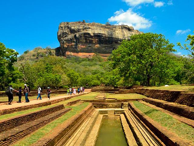 Sigirija, tvrđava koja lebdi nad džunglom