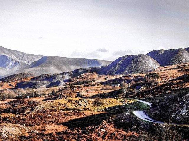 Snoudonija, jedan od najlepših planinskih predela Evrope