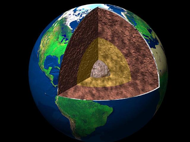 Struktura planete Zemje