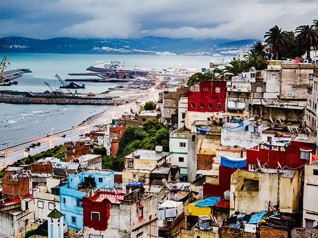 Tanger, šarmantni turistički centar na Sredozemnoj obali Afrike