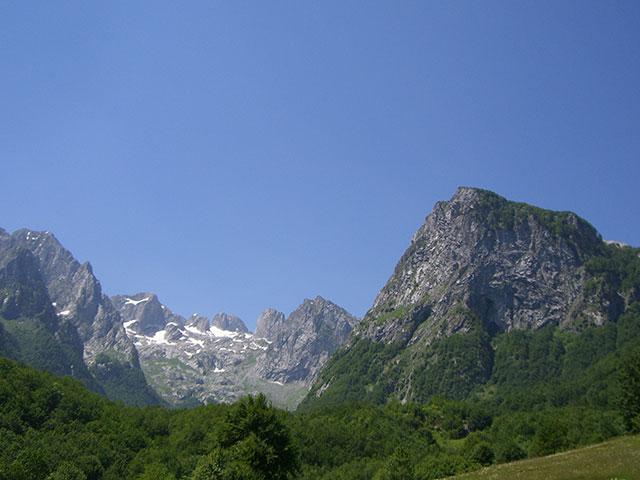 Tragovi glacijacije na balkanskim planinama