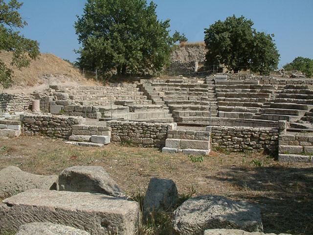 Troja, između legende i istorije