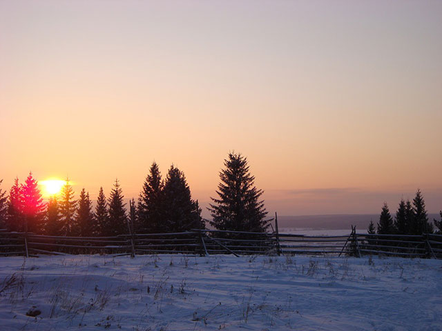 Ural, između Evrope i Azije