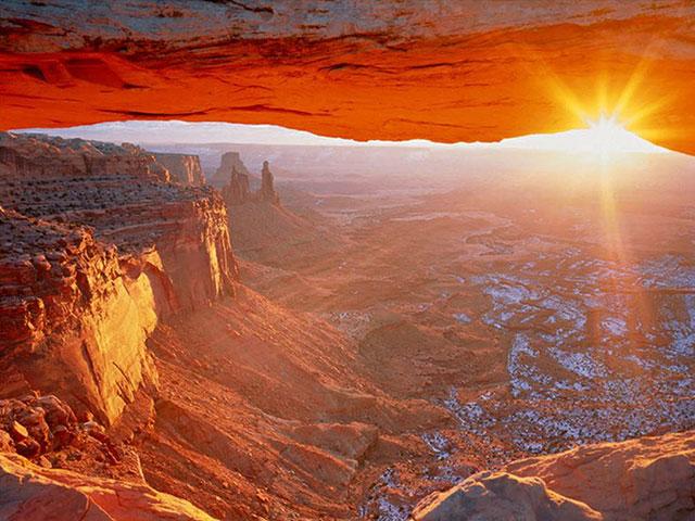 Veliki kanjon Kolorada, moćan i prelep