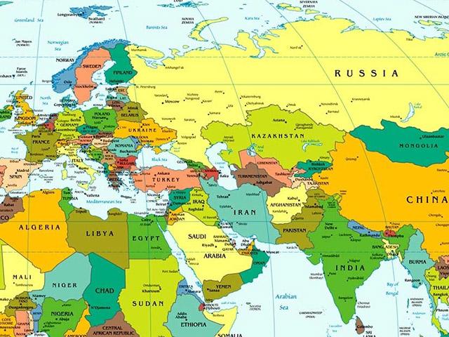 Da li znate koliko država se istovremeno nalazi i u Evropi i u Aziji?