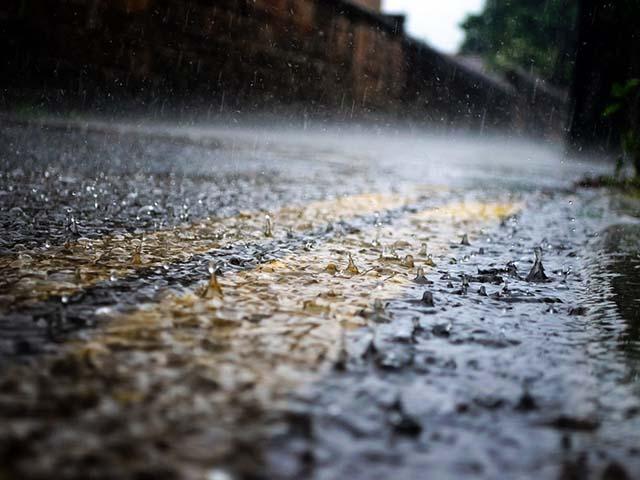 Snaga kišnih kapi