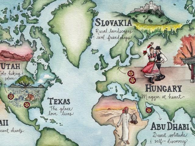 """Da li znate da nijedna karta sveta nije zaista """"ispravna""""?"""
